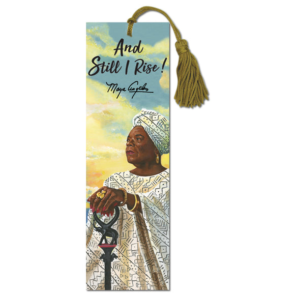 And Still I Rise Bookmark