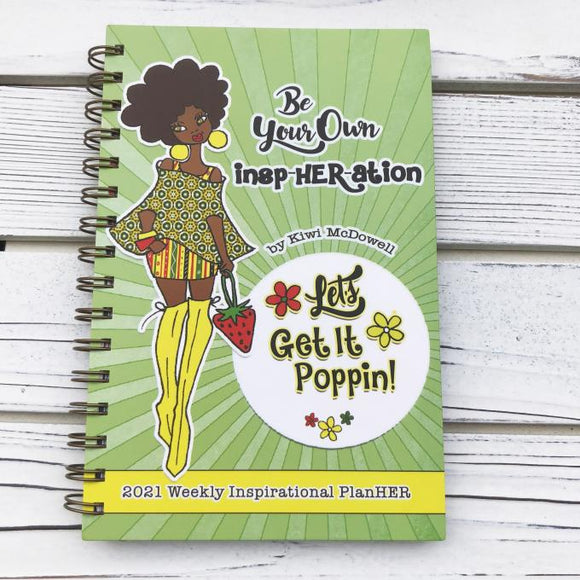 Be Your Own InspHERation Weekly Planner