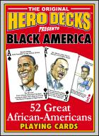 Black America Deck of Cards