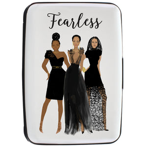Fearless Card Holder