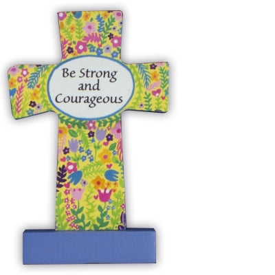 Cross - Be Strong and Courageous