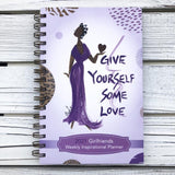 Girlfriends Weekly Inspirational Planner