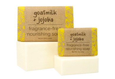 Goatmilk + Jojoba Essential Oil Soap