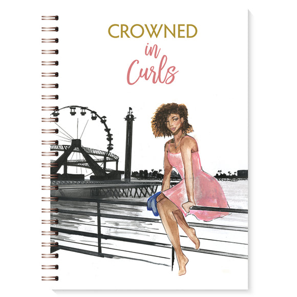 Crowned in Curls Journal
