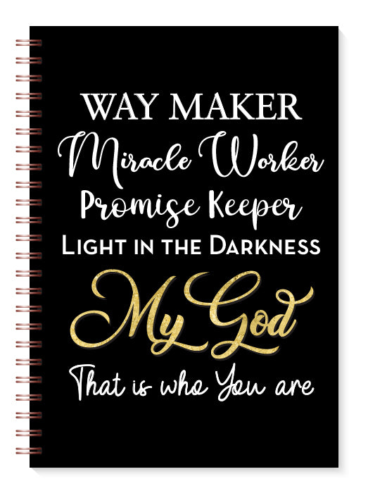 Way Maker Journal