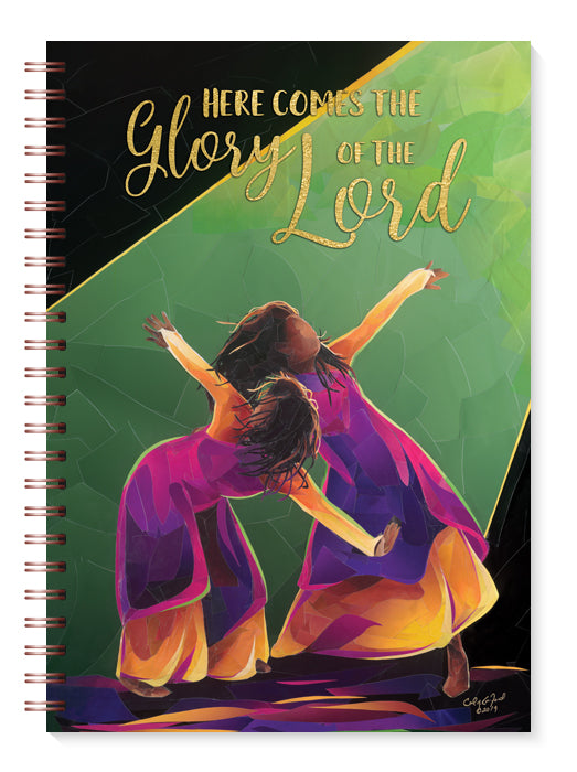 Here Comes the Glory of the Lord  Journal