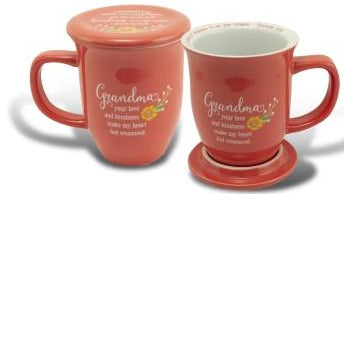 Grandma Mug & Coaster Set