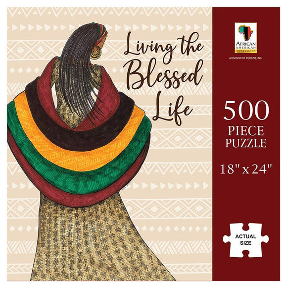 Living the Blessed Life Puzzle