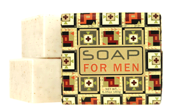 For Men Shea Butter Soap