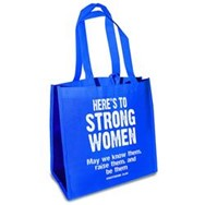 Eco Tote Bag - Strong Women