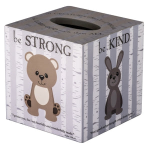All Creatures Tissue Box Holder