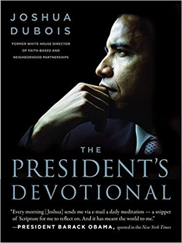 The President's Devotional by Joshua DuBois