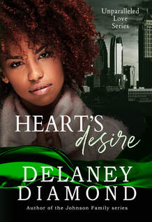 Heart's Desire by Delaney Diamond
