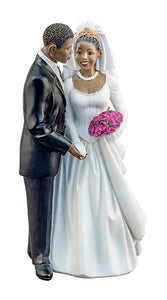 Bride & Groom Caketopper