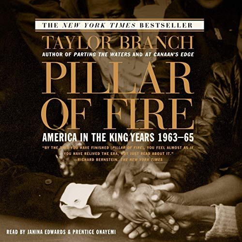 Pillar of Fire by Taylor Branch