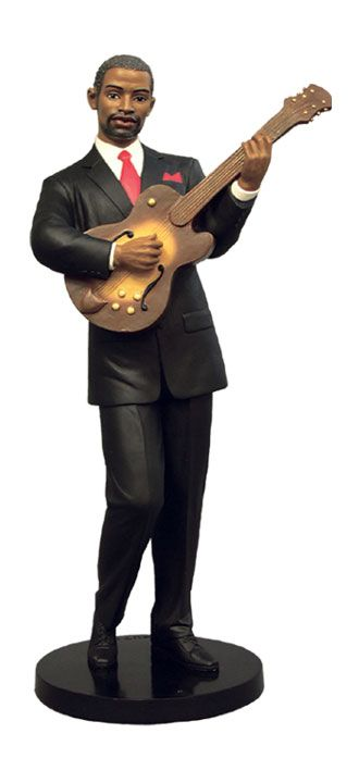 Jazz Figurine - Guitar