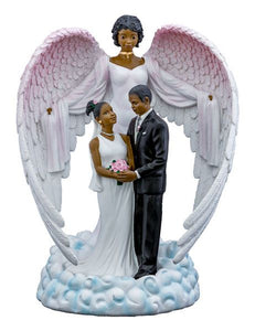 Angel - Guardian for Bride and Groom