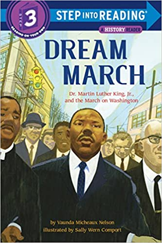 Dream March by Vaunda Micheaux Nelson