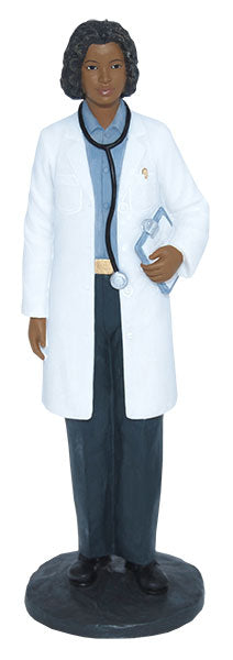 Doctor Figurine - Female