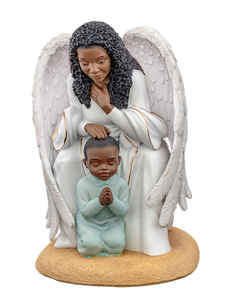 Angel - Praying Guardian for Boy