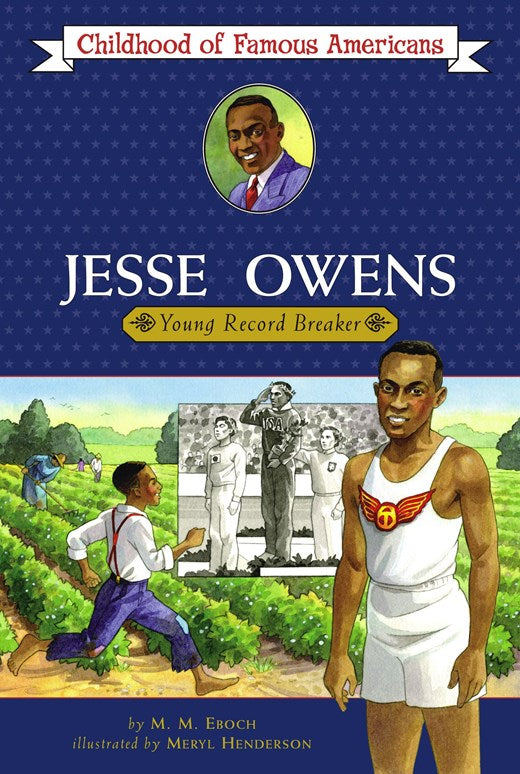 Childhood of Famous Americans: Jesse Owens