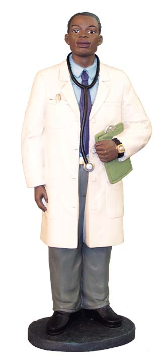 Doctor Figurine - Male