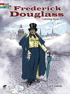 Frederick Douglass Coloring Book