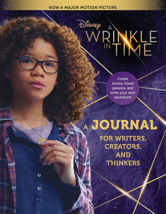 A Wrinkle In Time: A Journal for Writers, Creators and Thinkers by Victoria Saxon
