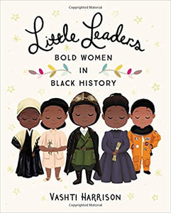 Little Legends Exceptional Women in Black History by Vashti Harrison