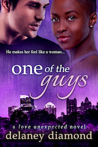 One of the Guys by Delaney Diamond