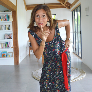 Une nouvelle Maxi Dress !