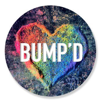 """All Love"" Bump'D Smart Tag 