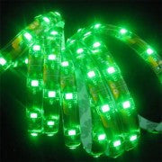 Ip68 5050 High Power Fixed Colour Led Strip (24 Volt) - 11 To 19 Metres