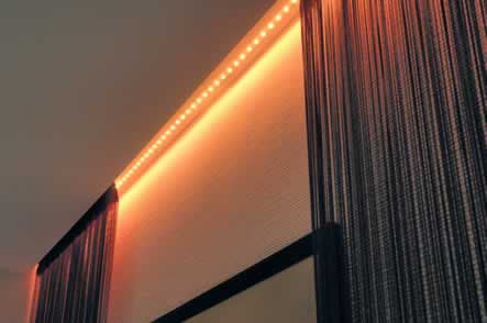 5050 Super High Power Fixed Colour Led Strip (12 Volt) - 1 To 10 Metres