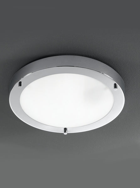 Franklite Flush Bathroom Ceiling