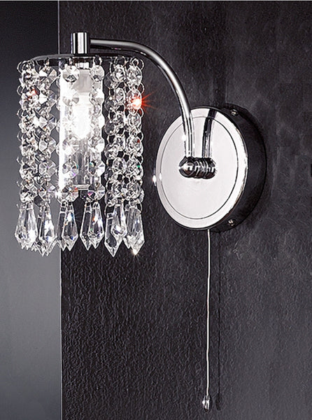 Franklite FL2138 Crystal Bathroom Wall