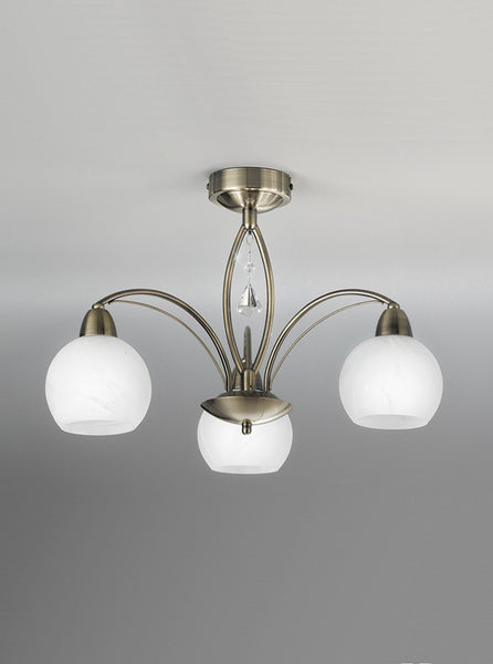 Franklite Thea Pendant/Ceiling