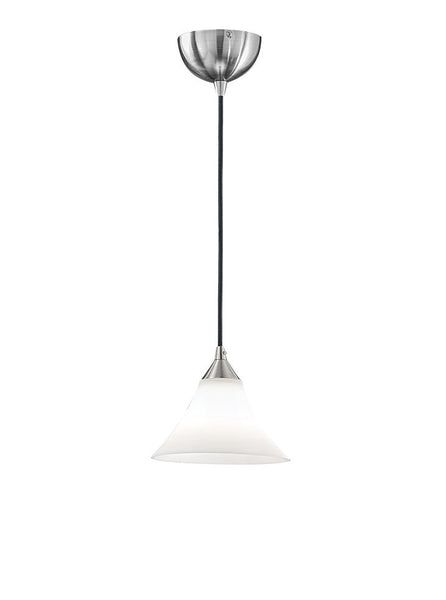 Franklite Vetross Single Shallow Pendant