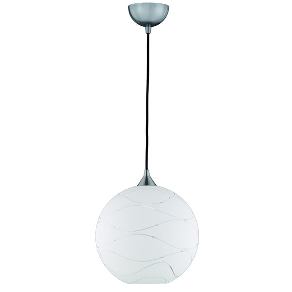 Franklite Vetross Ice Single Pendant