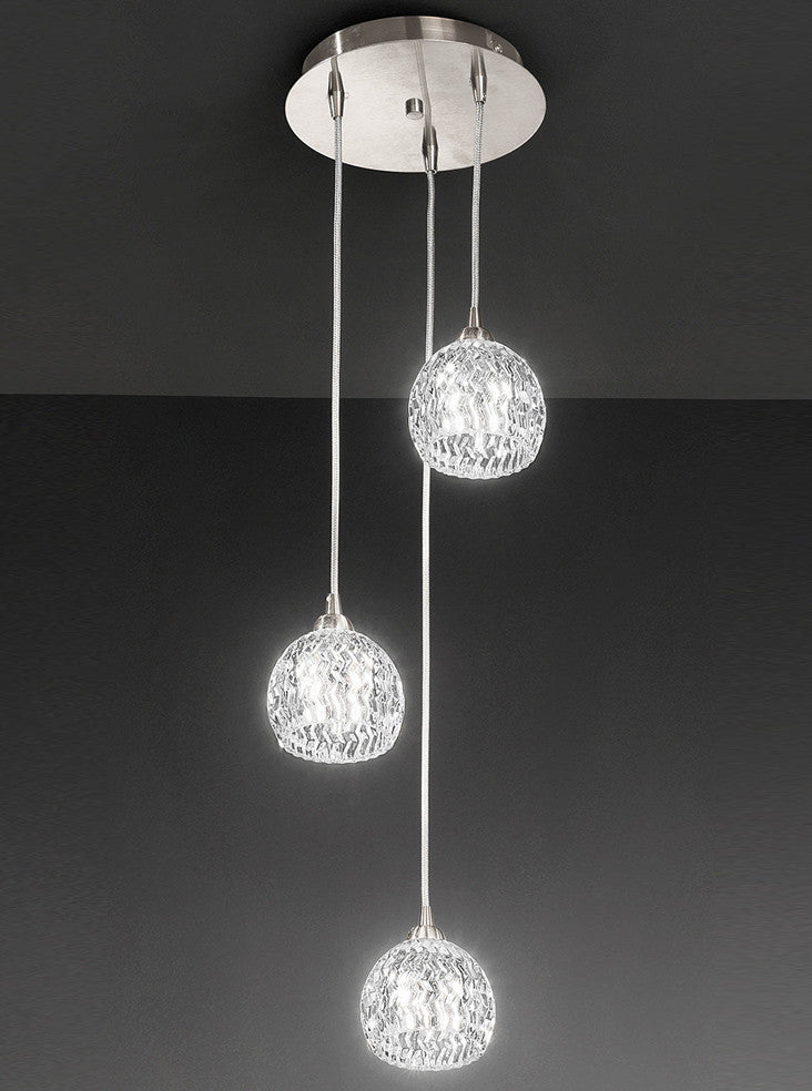Franklite Tierney Pendant TPD Lighting
