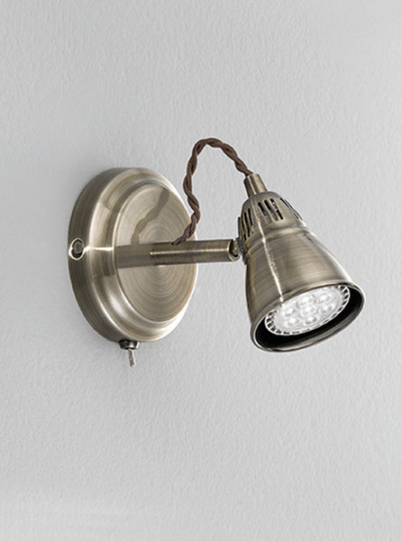 Franklite Rustica Wall Light