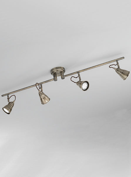 Franklite Rustica in-line Ceiling