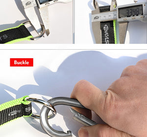 Fitness equipment hook Ring Hanging Belt