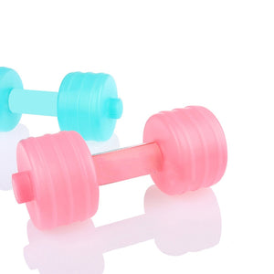Body Building Water Dumbbell