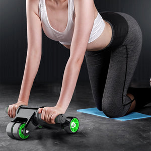 Gym Strength Fitness Abdominal Wheel