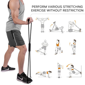 Chest Fitness Yoga Pull Rope