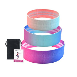 Hip Band Cotton Yoga Resistance Band