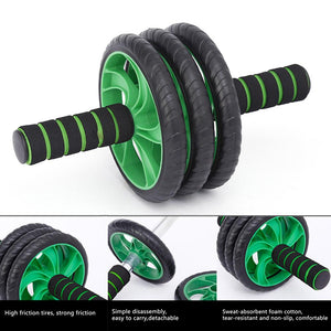Ab Workout Wheels For Home Gym