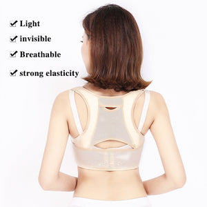 Upper Back Shoulder Spine Clavicle Support Belt