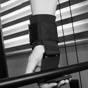 Weight Lifting Wrist Support With Hook